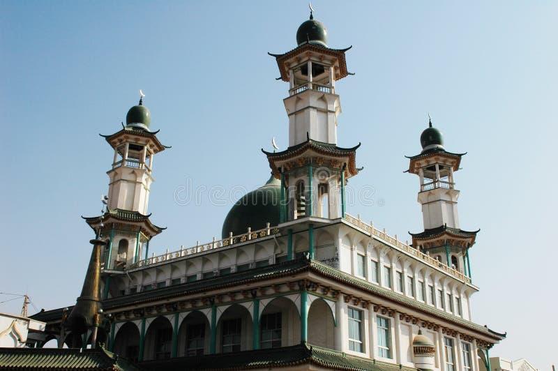 Mosquée islamique photos libres de droits