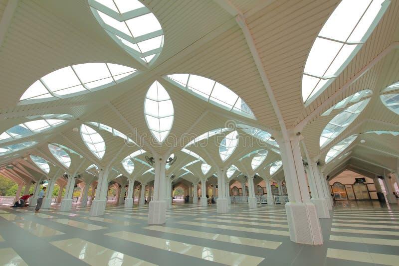 Mosquée Kuala Lumpur Malaysia images libres de droits