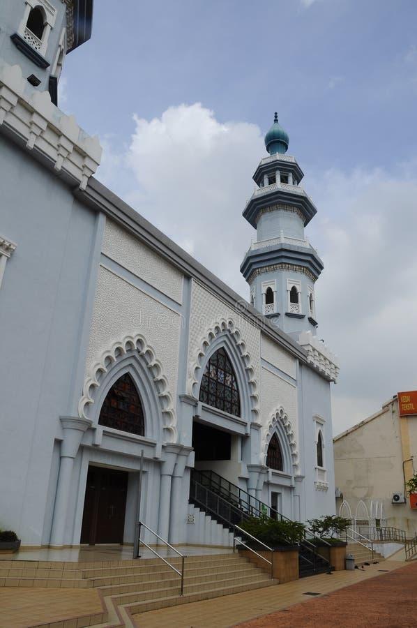 Mosquée musulmane d'Inde dans Klang photo stock