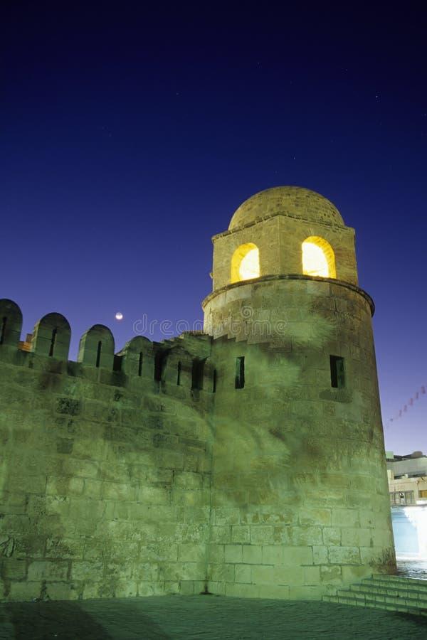 Mosquée Sousse, Tunisie photos stock