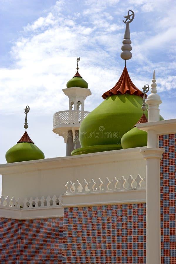 Mosquée Thaïlande De Pattani Photo libre de droits