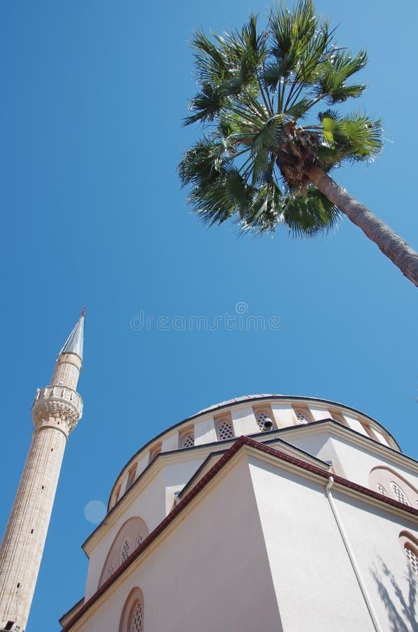 Mosquée turque photo stock