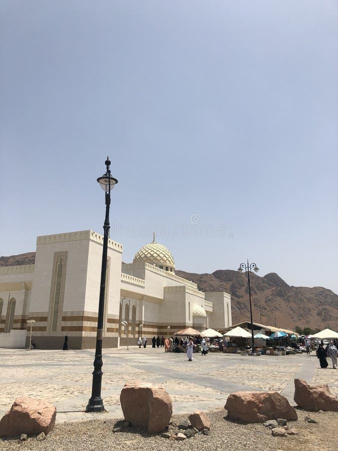 Mosqu?e Masjid Quba Madinah l'Arabie Saoudite Points de rep?re islamiques photo prise sur 04 28 2019 photographie stock