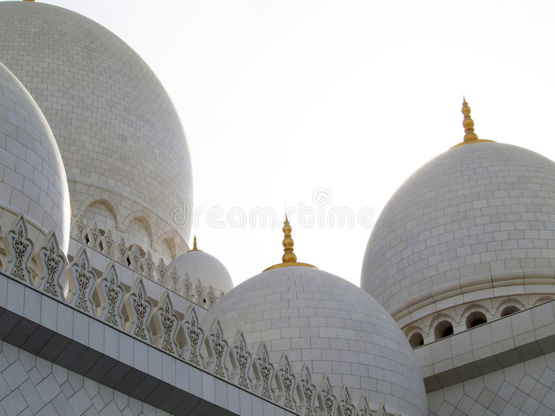 Mosque 02 stock photography