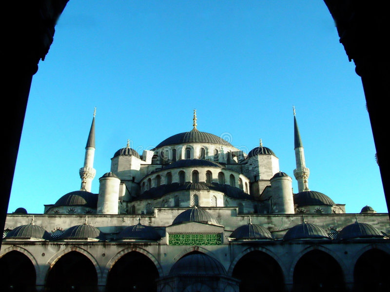 Download Mosque stock photo. Image of ottoman, turkey, mosque, dome - 105804