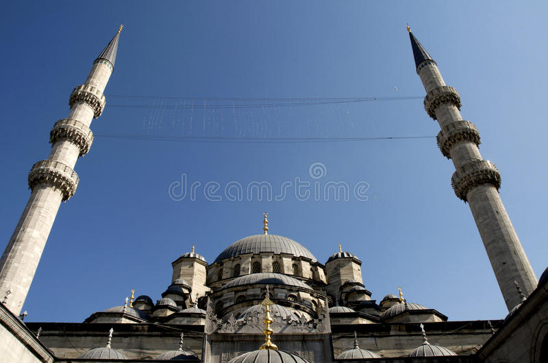 Download Mosque stock image. Image of domes, blue, muslim, dome - 10807083