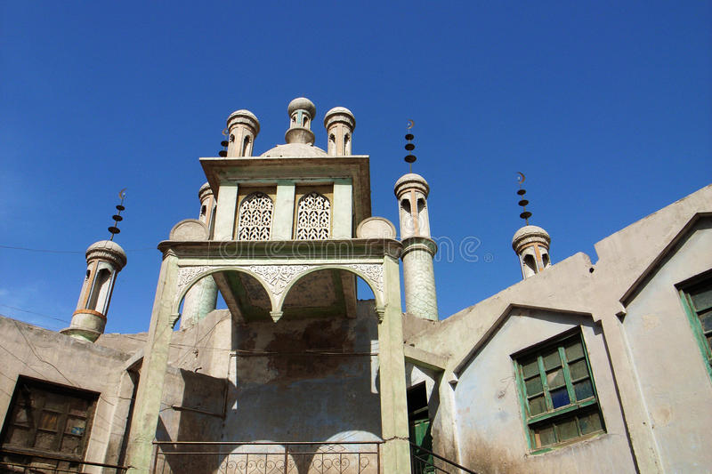 Mosque royalty free stock images