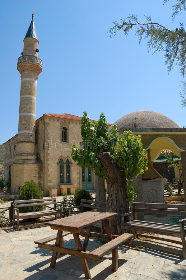 Download Mosque stock image. Image of religion, bench, religious - 12491875