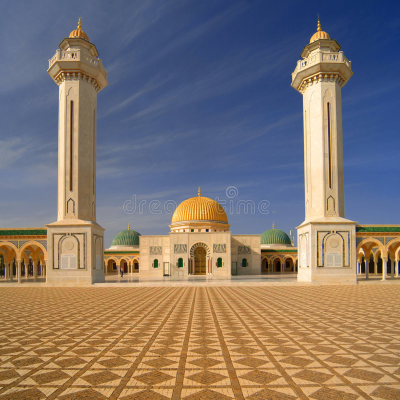 Mosque. Temple, Tunisia, North Africa