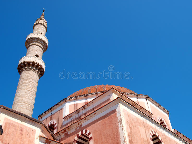 Mosque royalty free stock image