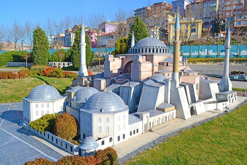 Download Mosque editorial stock image. Image of four, arab, hagia - 22793629