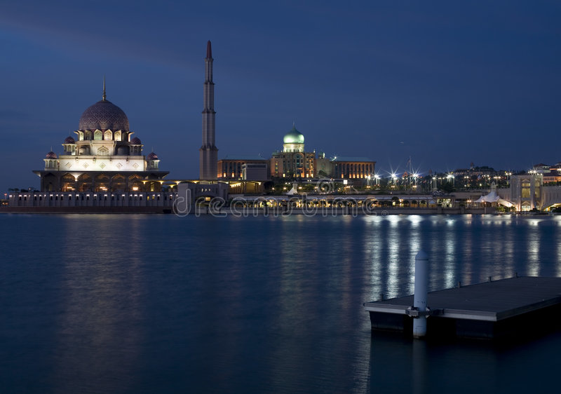 Download Mosque stock photo. Image of faith, river, scene, asia - 2367756