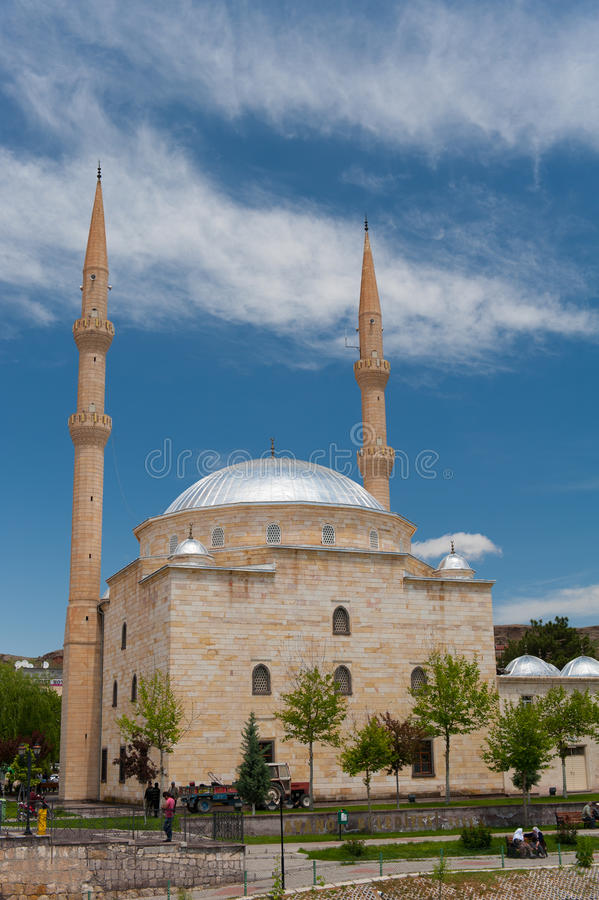 Download Mosque stock image. Image of fairy, turkish, stone, tower - 25586447