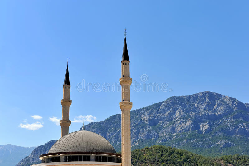 Download Mosque stock photo. Image of against, amen, historic - 26389862