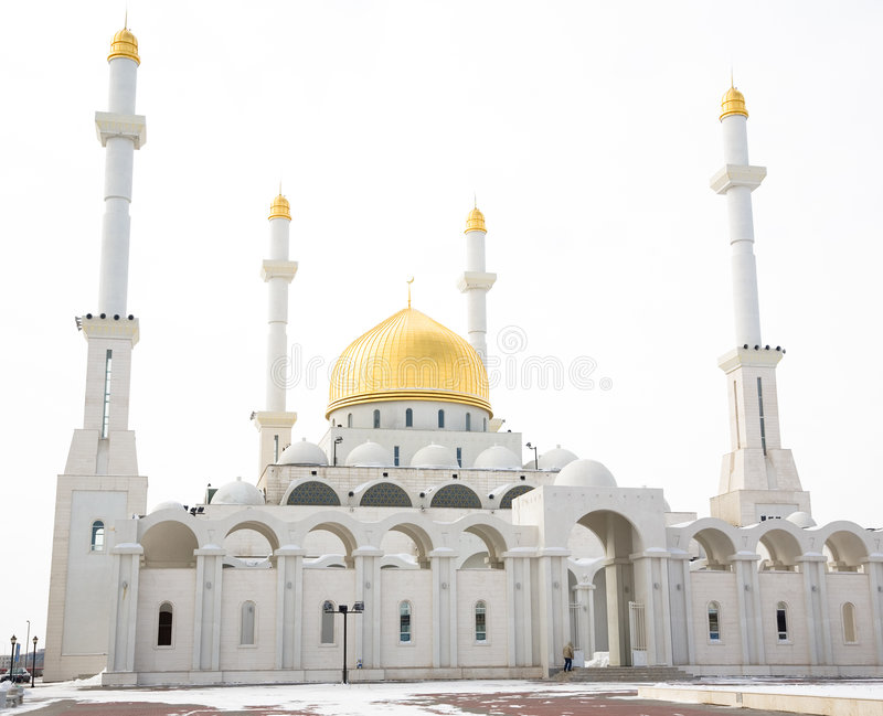 Mosque. stock images
