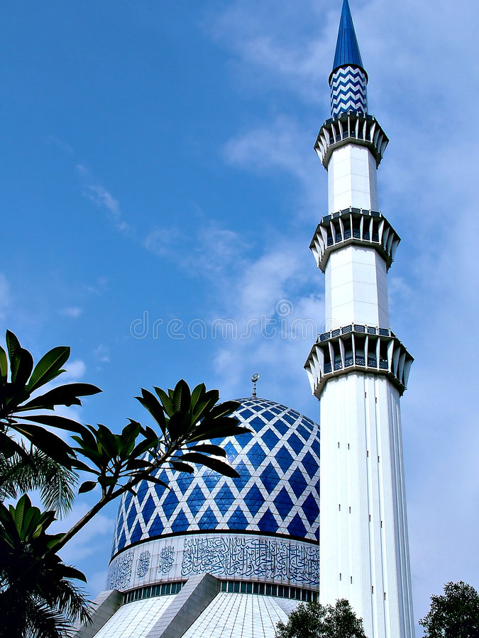 Download Mosque stock image. Image of shrine, minster, sanctuary - 33735