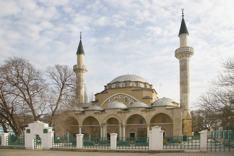 Download Mosque stock photo. Image of asia, middle, mosque, asian - 4401706