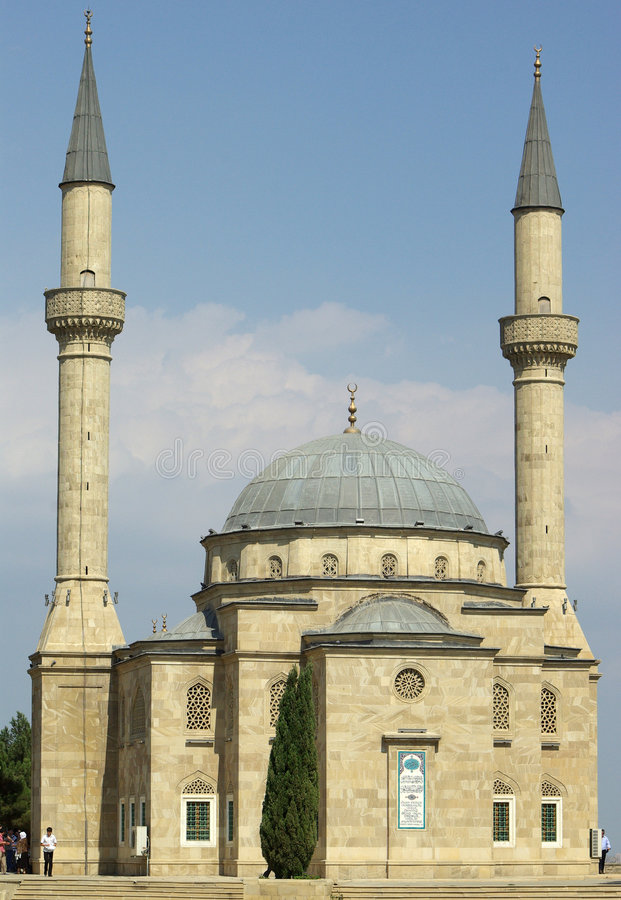 Download The mosque stock image. Image of minaret, arabic, moslem - 7514337