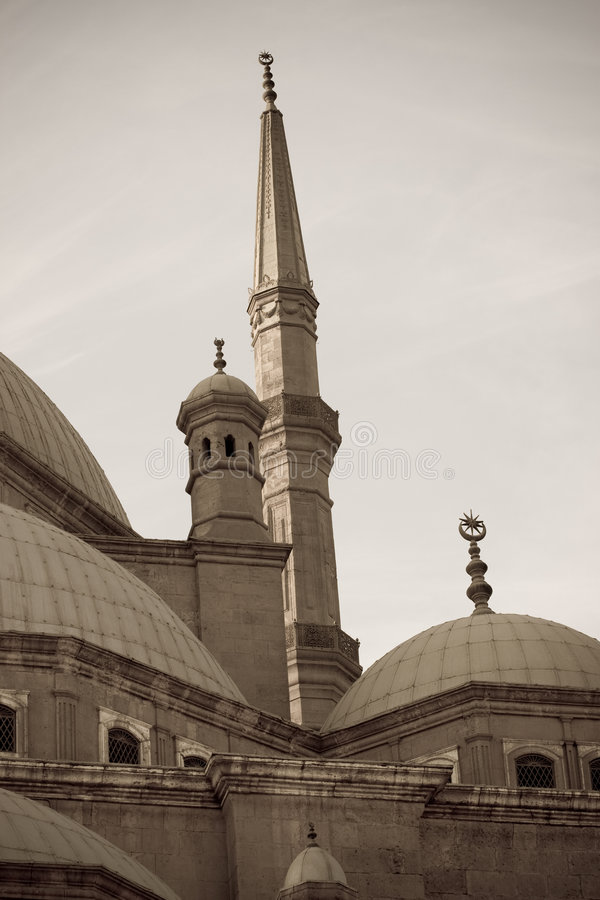 Download Mosque stock photo. Image of mosques, sunset, architecture - 7667026