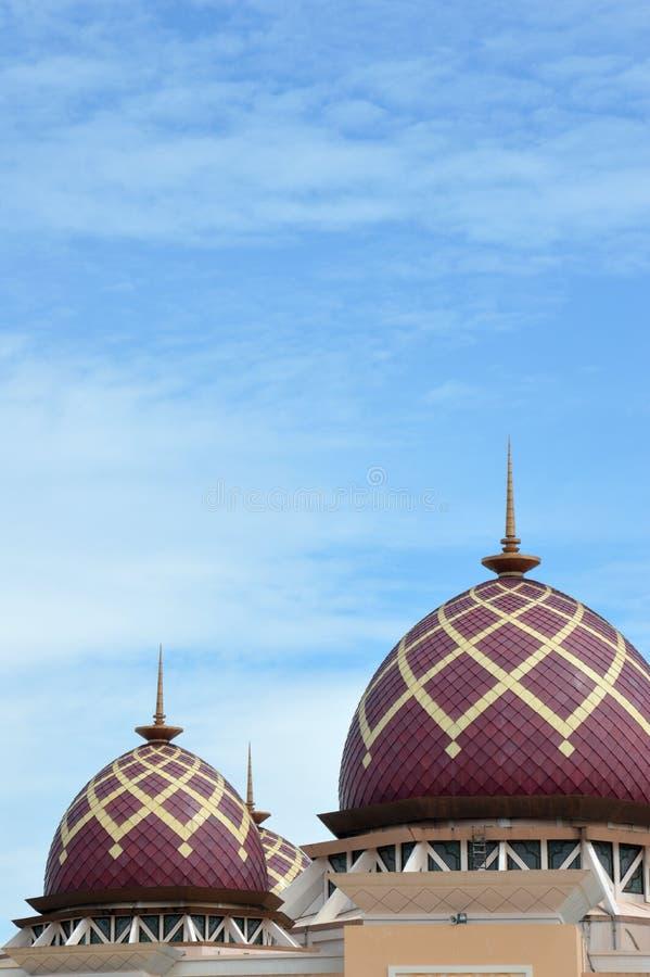 Download Mosque Baitul Izzah stock photo. Image of grand, minaret - 35137294