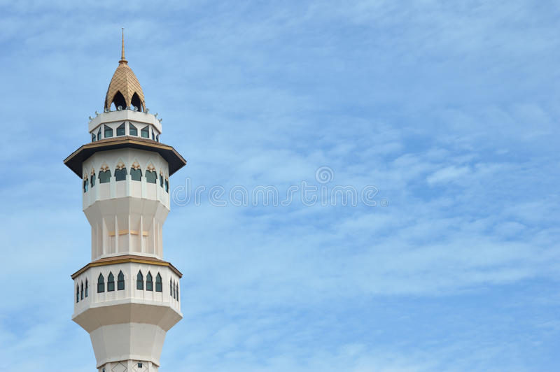 Download Mosque Baitul Izzah stock image. Image of architectural - 35137305