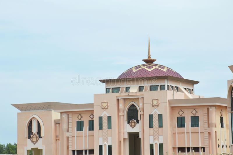 Download Mosque Baitul Izzah stock image. Image of holy, famous - 35137313