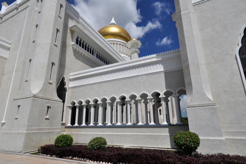 Mosque in Brunei stock photos