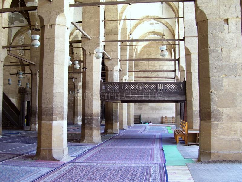 Download Mosque in cairo stock image. Image of colour, arcade - 11891571