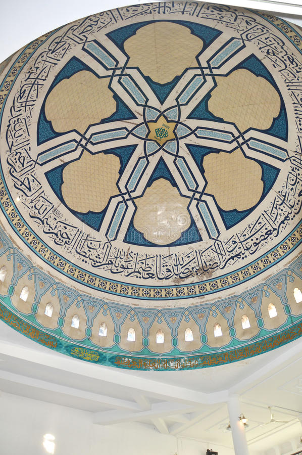 Download The mosque stock image. Image of exterior, middle, crescent - 35137389