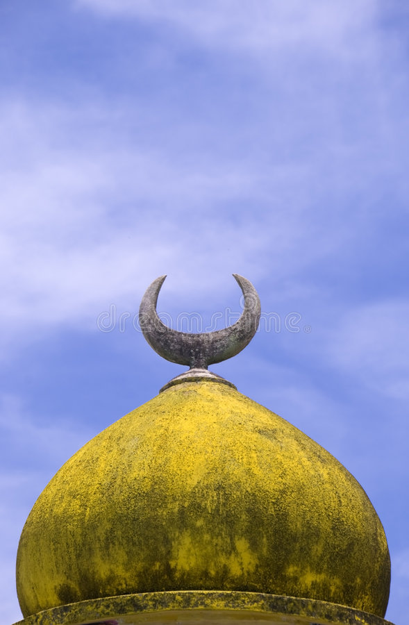 Download Mosque Dome Stock Photography - Image: 9274222