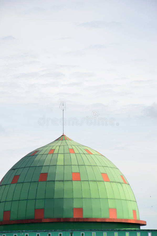 The Mosque Royalty Free Stock Photos