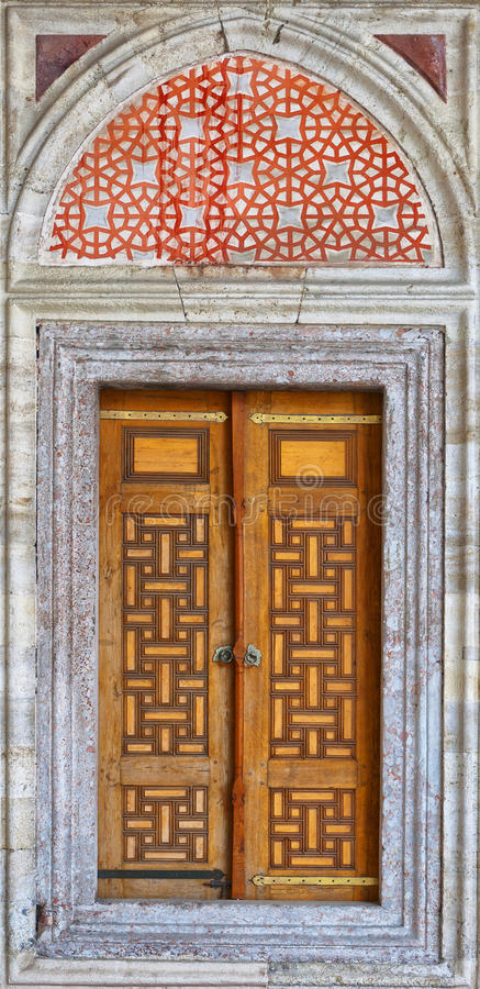 Mosque doors 05 royalty free stock photos image 22946058 for Mosque exterior design