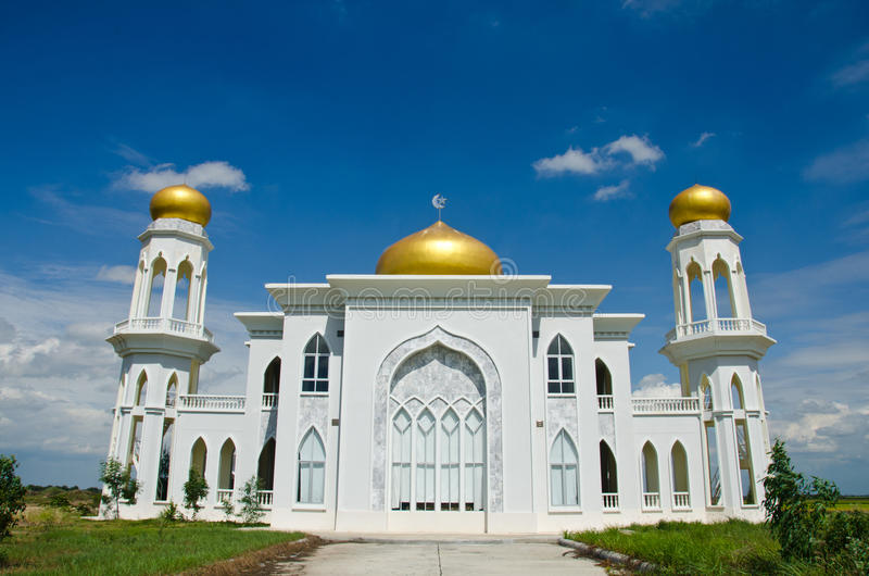 Mosque of Islam. Ayutthaya Province, Thailand stock images