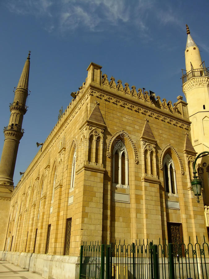 Download Mosque In Islamic District Of Cairo Stock Photo - Image: 34306798