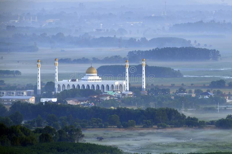Mosque Islamic place royalty free stock images