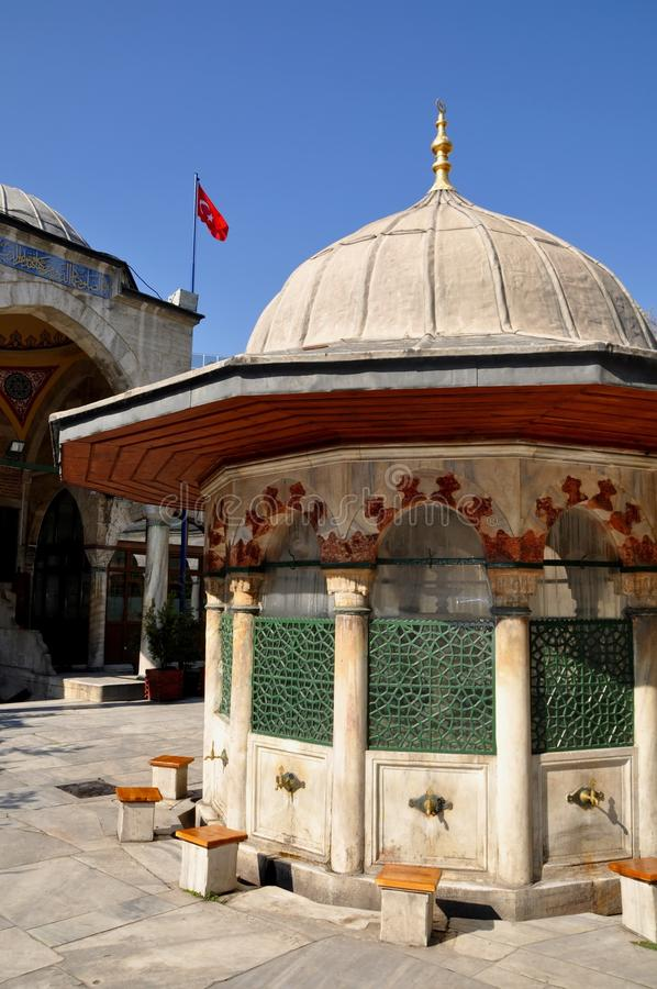Download Mosque stock photo. Image of ahmet, istanbul, dome, asia - 39512304