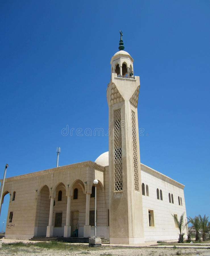Download Mosque with minaret stock image. Image of style, islam - 24475453