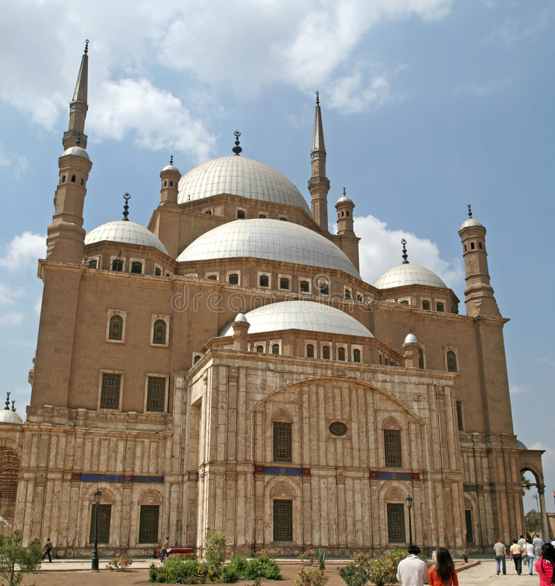 Free Mosque Of Mohammed Ali Royalty Free Stock Images - 712889