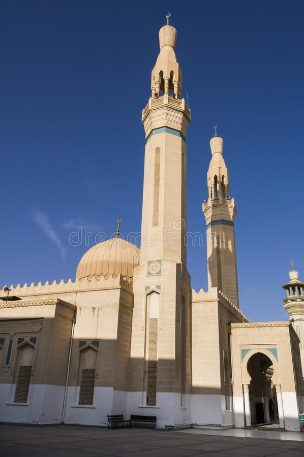 Sidi Abdusalam Mosque. The Mosque of Sidi Abdul Salam in Ziltan, Afica, Libya, Al Marqab stock images