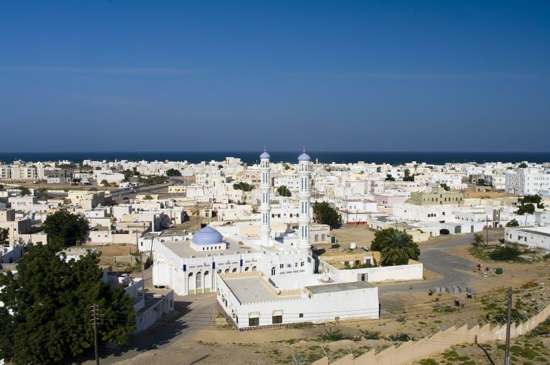 A mosque in Sur royalty free stock photos