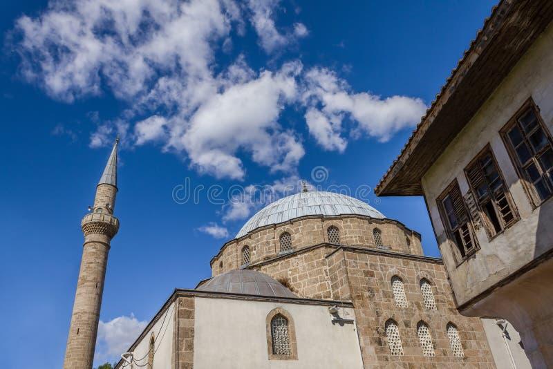 Download Mosque stock image. Image of outdoors, minaret, landmark - 35322365