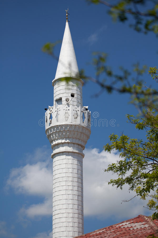 Mosque At Valea Dacilor Royalty Free Stock Image