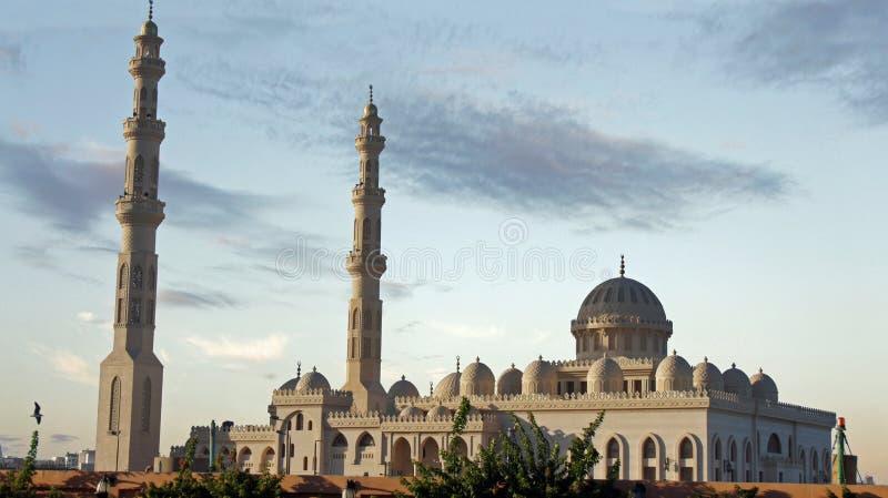 Mosquee en hurghada imágenes de archivo libres de regalías