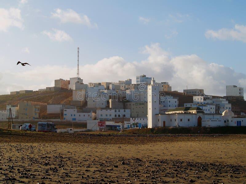 Mosquee Sidi Мухаммед Бен Abdallah стоковое фото rf