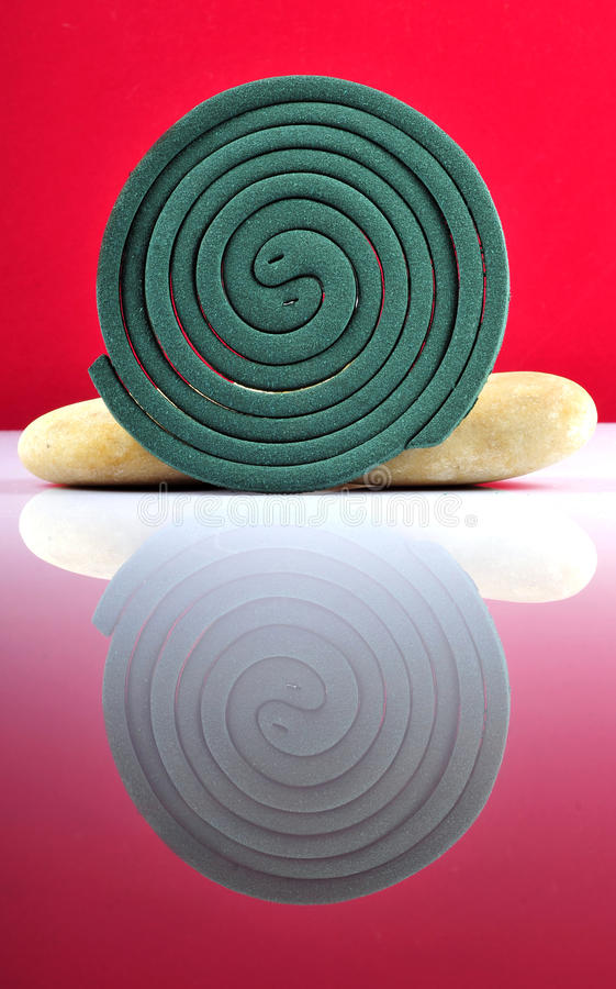 Download Mosquito coil stock photo. Image of mosquito, colored - 11433436