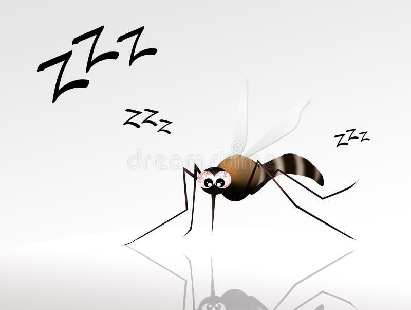 Download Mosquito stock illustration. Image of bloodsucker, irritation - 31083800