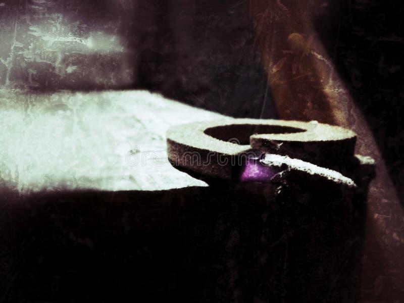 Mosquito& x27; s zwitka zdjęcie stock