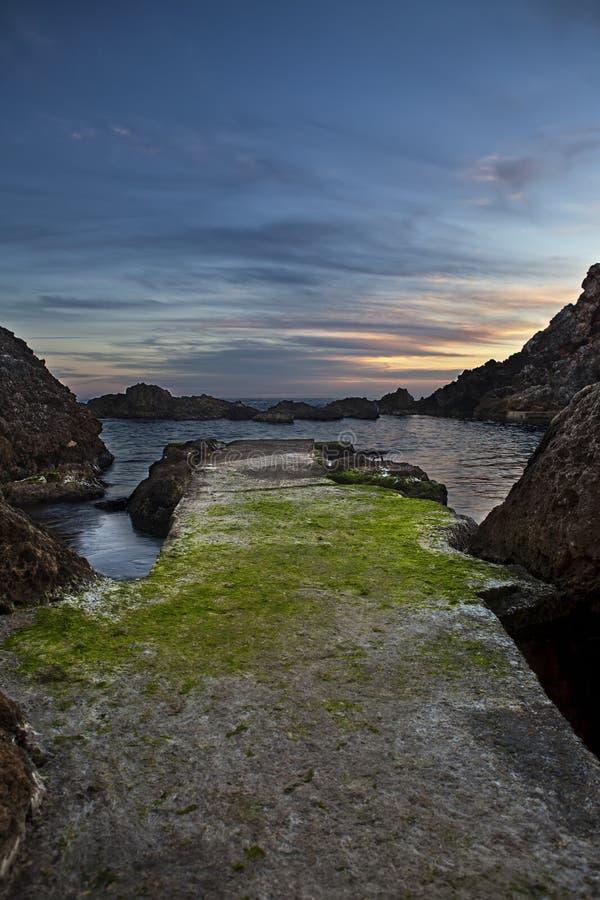 Download Moss stock photo. Image of mediterranean, calmness, reflection - 18889020