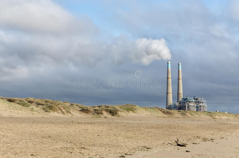 Moss Landing Power Plant images stock