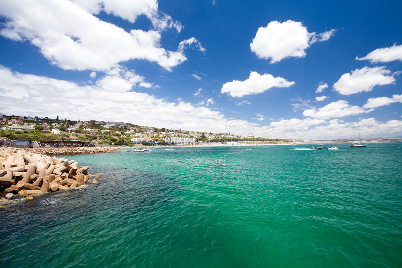 Mossel Bay Stock Image